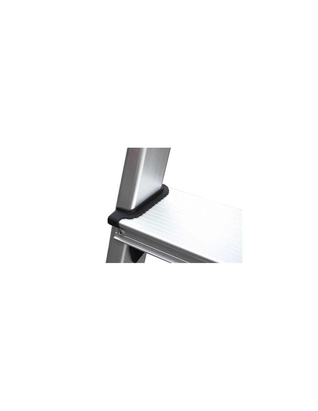 Frigerio scala con piattaforma in alluminio e parapetto di for Ugo cadel termocucine
