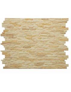 Neopan pannello in pietra ricostruita acherenthia for Pannelli polistirolo finta pietra mattoni