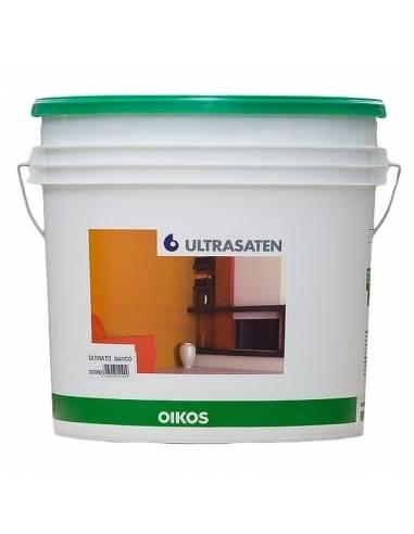 Vernice pittura oikos ultrasaten for Oikos pitture cartella colori