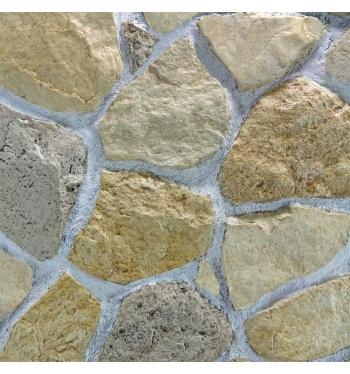 Pannello in pietra ricostruita art. pietra calizia