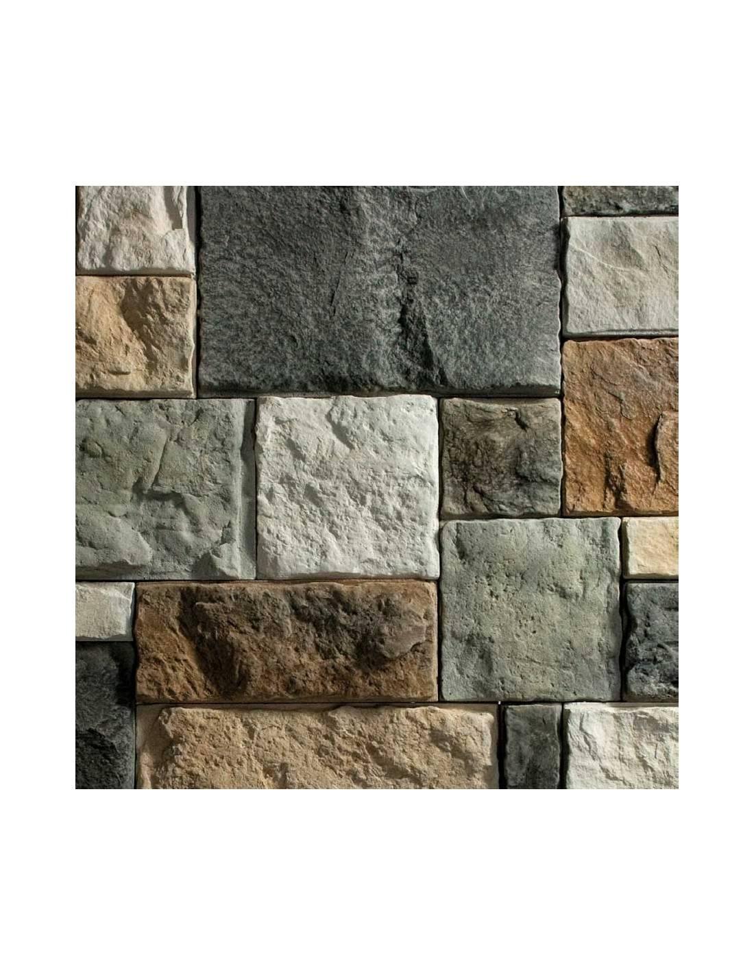 Angolo pietra ricostruita singola mod. ANTICHI CASTELLI