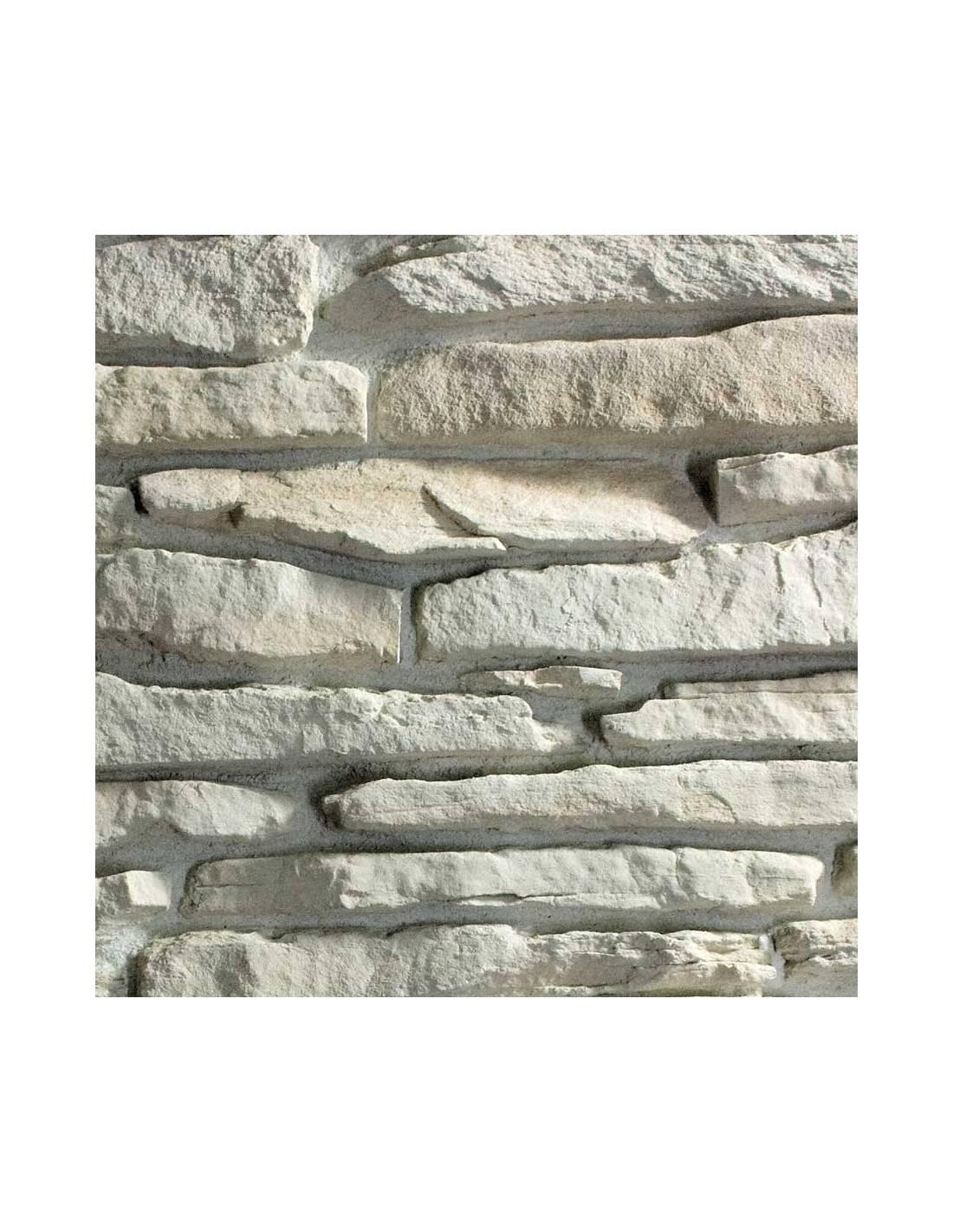 Angolo pietra ricostruita singola mod. POLLINO