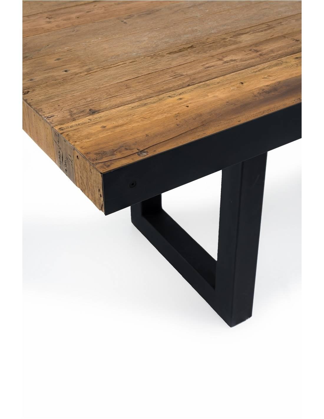 tavolo con piedi in metallo On piedi tavolo