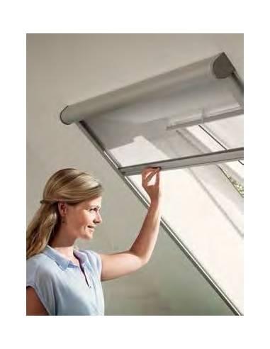 Zanzariera per finestra mansarda fibra di ceramica isolante - Finestre mansarda prezzi ...