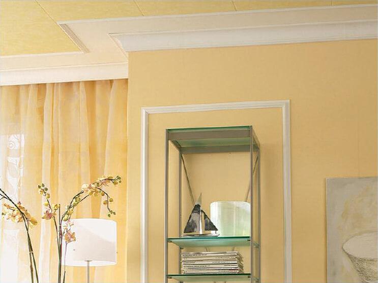 Cornici soffitto moderne una collezione di idee per idee - Cornici per mobili ...