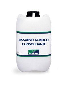 Fissativo Acrilico Consolidante Tassani