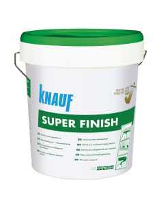 Super Finish stucco Knauf - eSaem.it