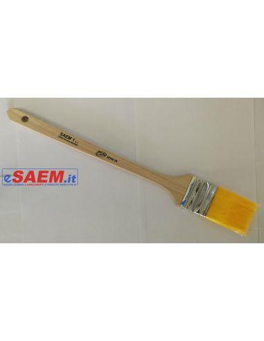 Pennello radiatore fibra sintetica gialla, Gieffe eSaem.it