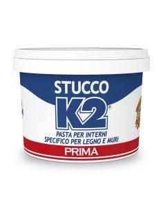 Stucco K2 Pasta per interni - per legno e muri - Prima - eSaem.it