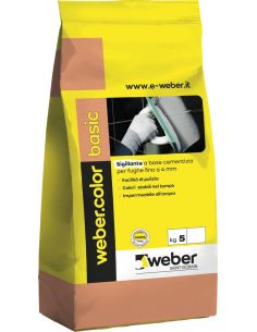 Webercolor basic - Weber - eSaem.it