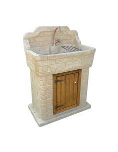 Acquaio in pietra ricostruita - Nonna Matilde Bonfante - eSaem.it