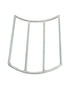 Griglia in acciaio - arco - Bonfante - eSaem.it