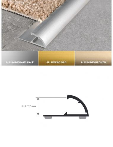 Vendita online profilo terminale Promoquette per pavimenti - eSAEM.it