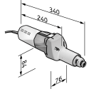 Vendita online Smerigliatrice dritta Flex H1105 VE per levigatura e taglio - ai prezzi più bassi d'Italia - eSAEM.it