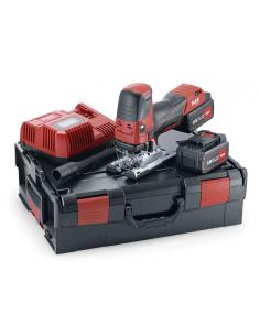 Vendita online seghetto alternativo a batteria JS18.0-EC/5.0 Set - ai prezzi più bassi d'Italia! - eSAEM.it