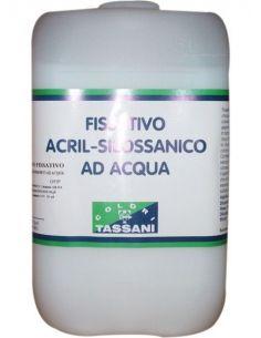 Tassani Fissativo Acrilsilossanico ad Acqua