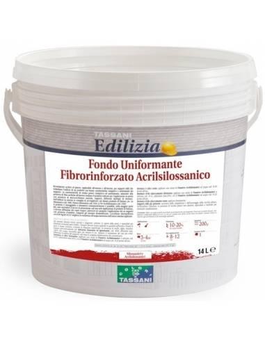 Fondo Uniformante Fibrorinforzato Silossanico