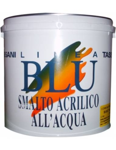 Linea Blu - Smalto Acrilico all'acqua satinato - eSAEM.it