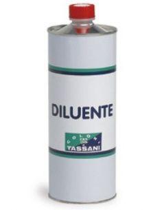 TASSANI DILUENTE per vernici bituminose, alluminio e pitture alla pliolite