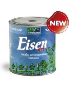 Eisen Gel - Lo Smalto Antiruggine Brillante