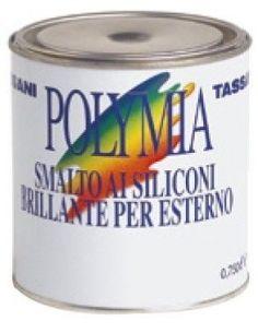 Polymia Grafite Argentea
