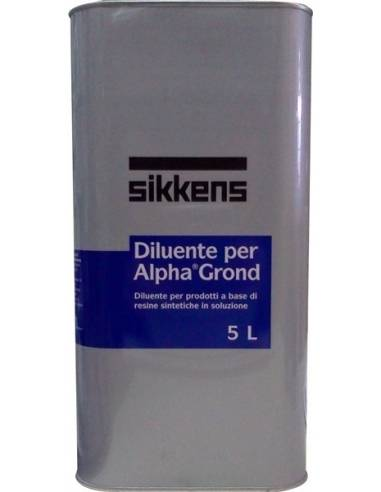 DILUENTE PER ALPHA GROND