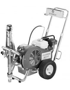 Pompa a pistone Airless Duomax 9000 benzina