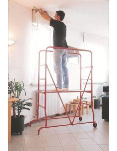 Mini ponteggio hobbistico Golia per casa e piccoli lavori domestici - scale Frigerio - eSAEM.it