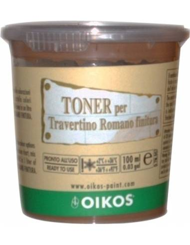 OIKOS TONER PER TRAVERTINO ROMANO FINITURA - eSAEM.it