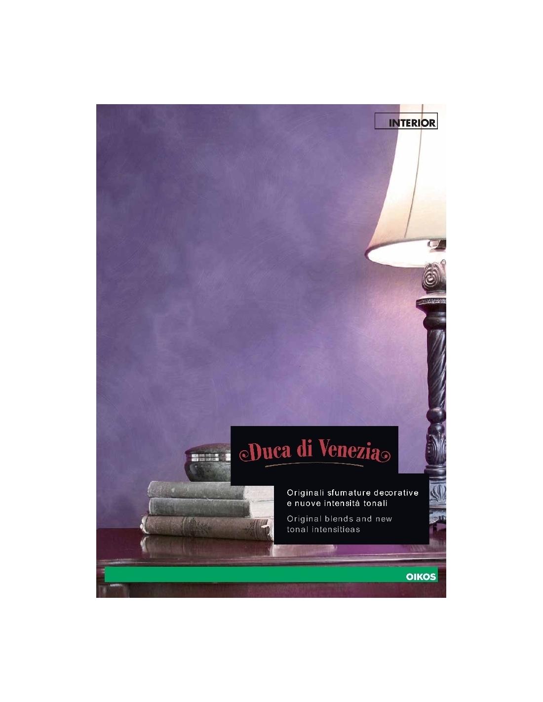 Cartella colori oikos duca di venezia for Oikos pitture cartella colori