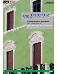 OIKOS Cartella colori Veldecor - eSAEM.it