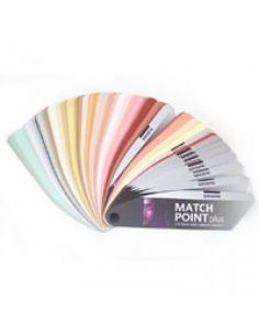 Mazzetta colori Match Point 170 Plus
