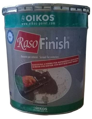 OIKOS Rasofinish - eSAEM.it
