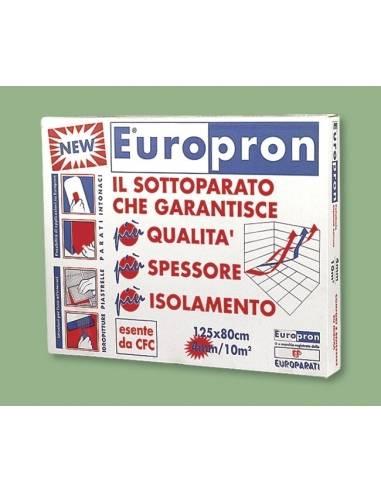 Europron - FOGLIO DI POLISTIROLO - ISOLAMENTO TERMICO ACUSTICO