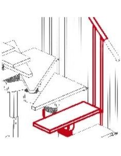 Gradino supplementare (TECH 75 cm)