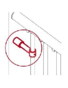 Kit irrigidimento colonna – parete