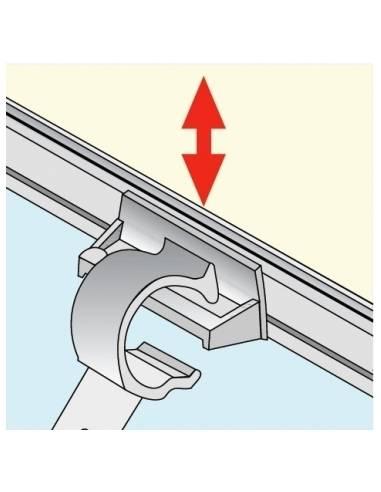 Velux adattatore per manovrare le tende con l 39 asta for Ricambi per finestre velux