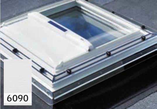 Velux msg tenda parasole esterna integra solare for Cupolino velux prezzi