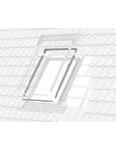 Raccordo per la sostituzione di una vecchia finestra mantenendo la finitura interna