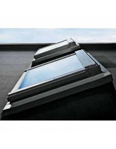 Velux ecx raccordo per tetti piani for Velux finestre per tetti piani