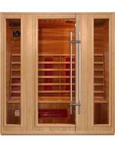 PR 400I (sauna infrarossi per 4 persone)