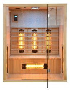 VILGIA (sauna infrarossi per 3 persone)