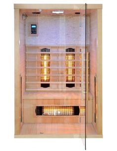 ELENA (sauna infrarossi per 2 persone)