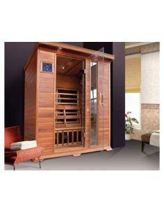ADA (sauna infrarossi per 3 persone)