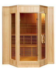 ALESSANDRA (sauna finlandese per 4 persone)