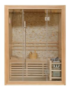 IRENE (sauna finlandese per 3 persone)