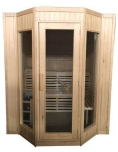NOEMI (sauna finlandese per 5 persone)