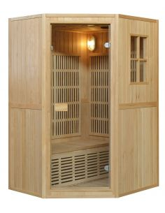 SARA (sauna combinata per 2 persone)