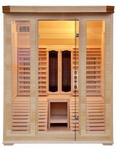 NICOLE (sauna infrarossi per 2 persone)