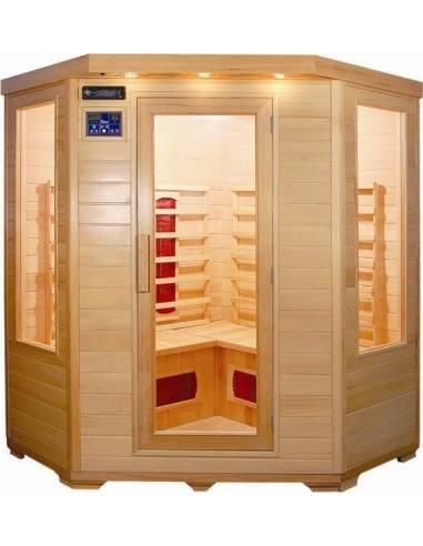 ANNALISA (sauna infrarossi per 4 persone)